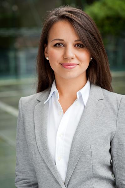 Businessportrait Bremen, Bewerbungsfoto einer jungen Frau