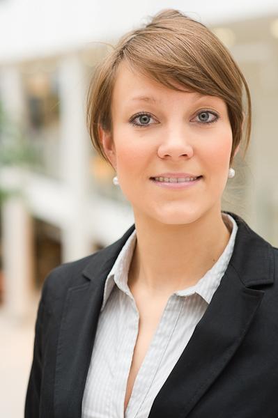Bewerbungsbilder in Bremen - Kalu-Bremen, Bild einer Frau