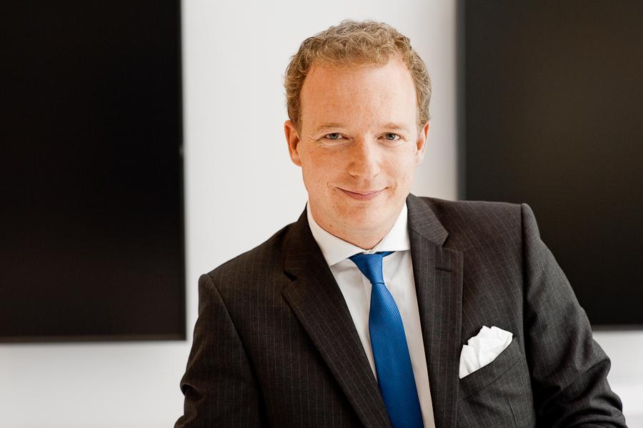 Businessportrait eine Mannes - Kalu Bremen